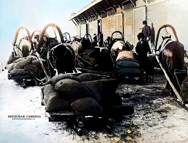 Продразверстка, станция Макушино, Челябинский уезд, 1919 год