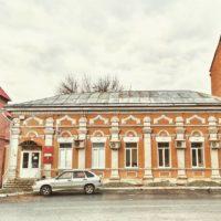 Уникальная архитектура старого Оренбурга