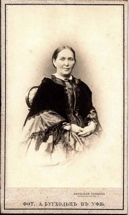 Дарья Константиновна Базилева