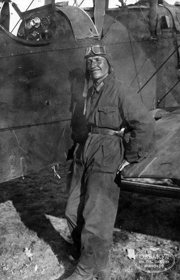 Неподписанная фотография, размещена на одном стенде с описанием подвига лейтенанта Зверева (предположительно Ф. С. Зверев).