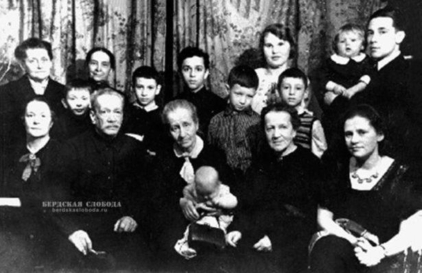 Всего лишь одна ветвь семейства Пушкиных... 1