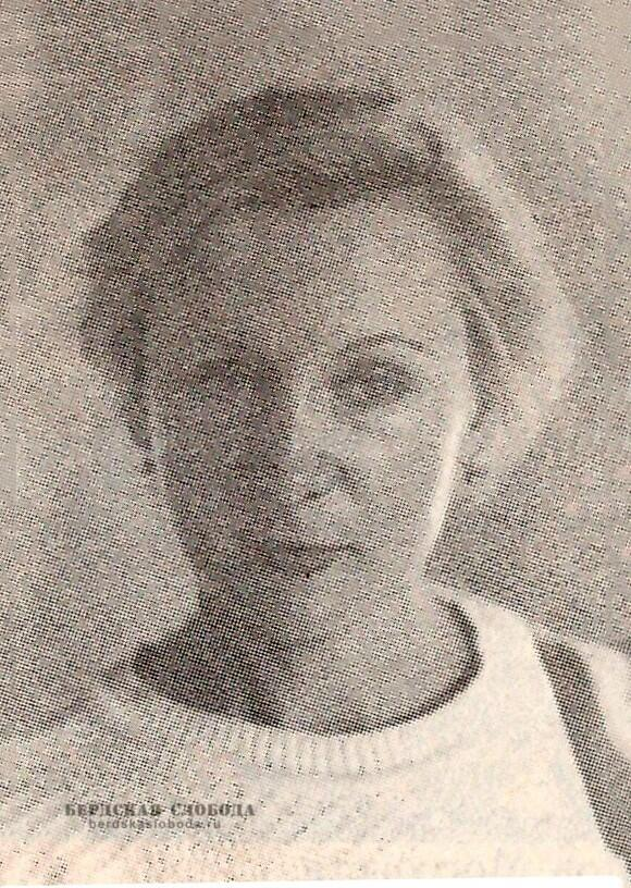 Наталья Игоревна Пушкина, праправнучка поэта, 1960-е годы