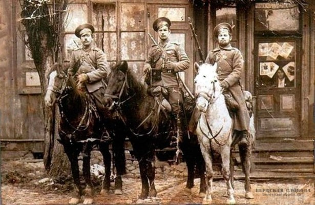 Первая мировая в документах Оренбургского казачьего войска