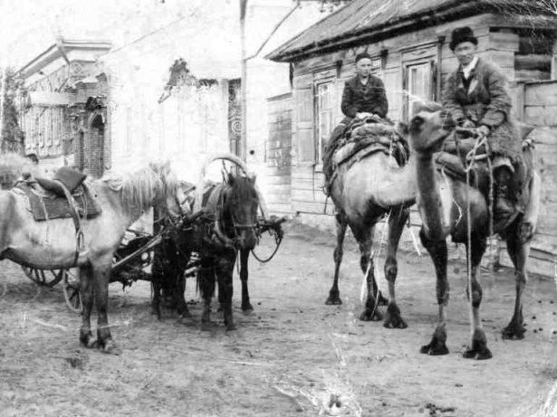 Троицк – дутовская столица во время Гражданской войны