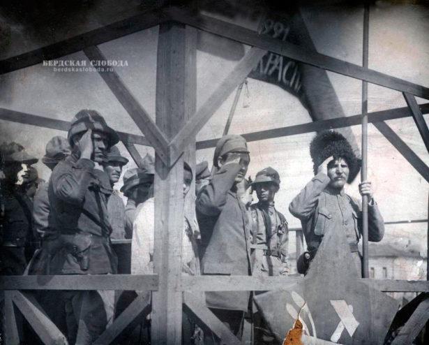 На Туркестанском фронте