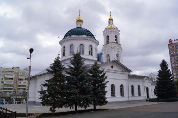 Никольский храм в Оренбурге