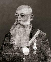 Середа Николай Акимович − городской голова Оренбурга