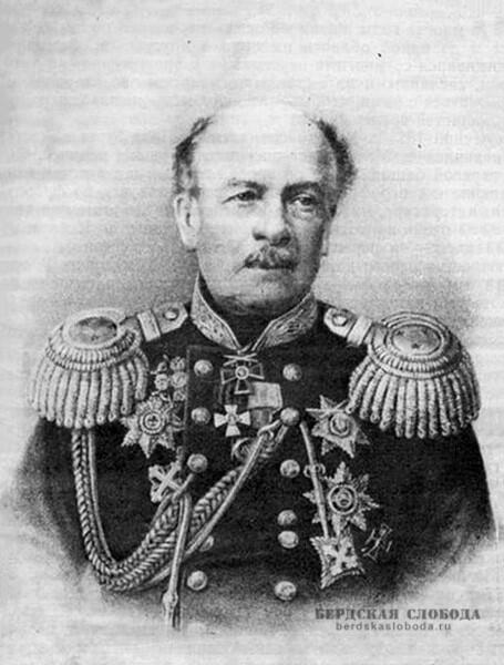 Воспоминания Ивана Федоровича Бларамберга, 1841 год